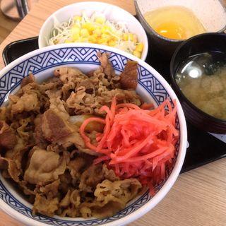 牛丼アタマ(吉野家 大津通栄店 )