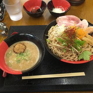 鶏煮干しつけそば(TORISOBA JUNK麺)
