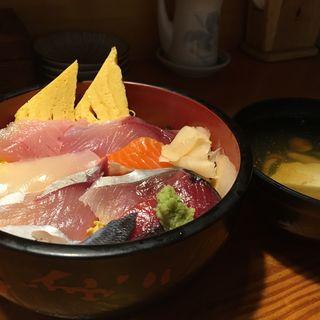 海鮮丼(四季料理錦衛)