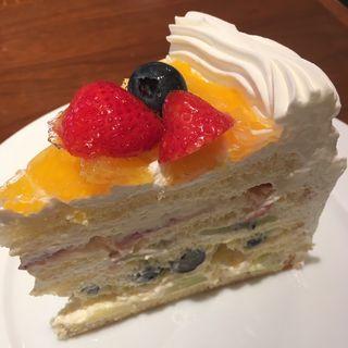 フレッシュフルーツケーキ(ハーブス 大丸心斎橋店 (HARBS))