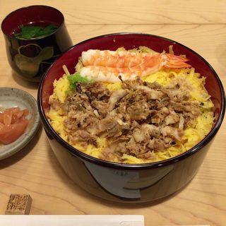 ちらし寿司(ひさご寿し 河原町本店 (ひさごずし))