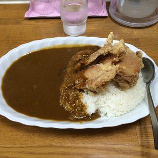 鶏から揚げカレー(ジャンカレー 末広町店 )