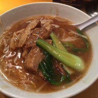 東波肉丼(中華料理 樹利 (ジュリ))