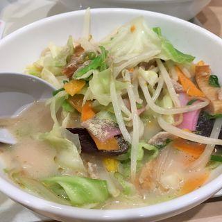 チャンポンスープ(リンガーハット あまがさきキューズモール店 )