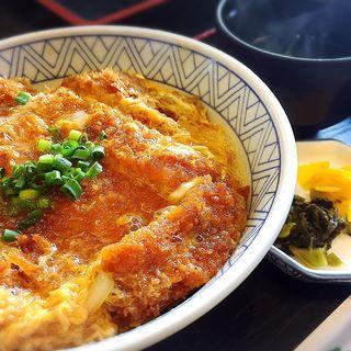 カツ丼(姫松屋)