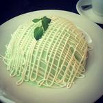 メロンパンケーキ