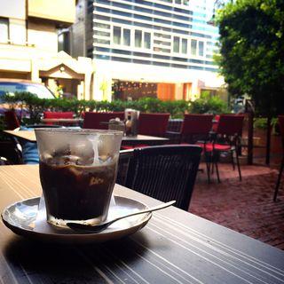 アイスコーヒーストロング(カスタネット )