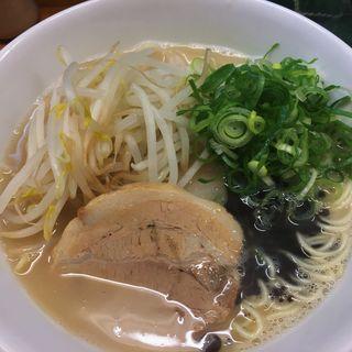 塩とんこつ黒にんにく(麺屋 一 (ICHI))