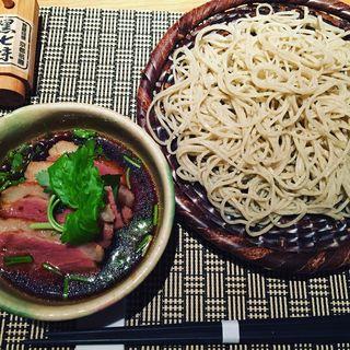 鴨汁蕎麦(志庵 )