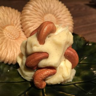 いぶりがっこのポテトサラダ(食幹 (Shokkan))