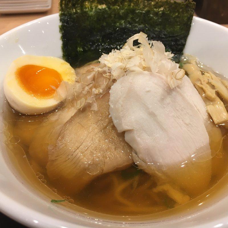 和人チャーシュー麺