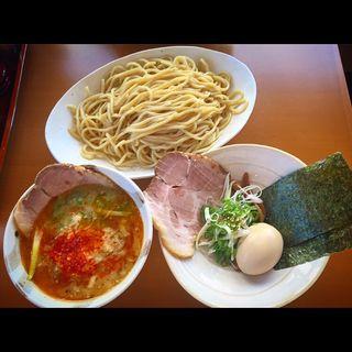 特製味噌つけ麺(らーめん マル汁屋 )