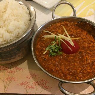 チキンキーマカレー(シリ バラジ 水道橋店 (Sri Balaj))
