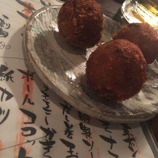 ボールコロッケ 3ヶ(立呑みマルギン )