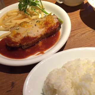 ポークソテー(レストランゆざわ )