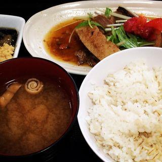 豚の角煮(農林水産省第一食堂フリースペース )