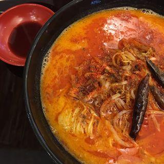 麻辣担々麺(京鼎樓小館 ラゾーナ川崎プラザ店)