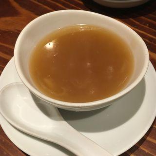 ふかひれのとろみスープ(醤油味)(青藍 )