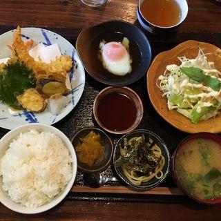 天麩羅定食(酒菜亭 )
