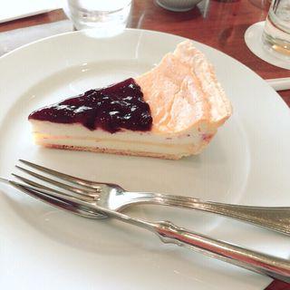 ベイクドチーズケーキ(HARBS 阪急西宮ガーデンズ店 (ハーブス))