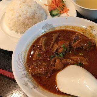 カリー アヤム(チキンカレーライス)(ペナンレストラン )