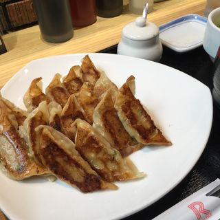 ぎょうざ定食(リンガーハット上野御徒町店)