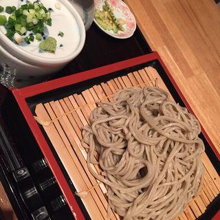 ざるそば(十割蕎麦 ゑつ (えつ))