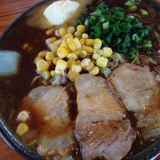 味噌バターラーメン(ラーメン マリモ )