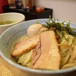特製 淡麗塩つけ麺