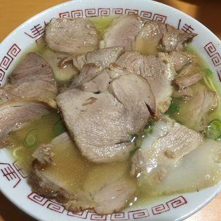 チャーシューメン(天天有)