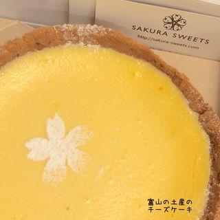 クラシックチーズケーキ(サクラスイーツ マリエ店 (SAKURA SWEETS))