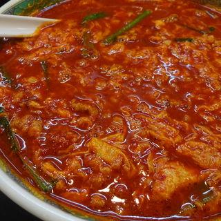 タンタンメン(麺工房ジロー)