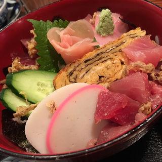 マグロ定食(開花屋 (かいかや))