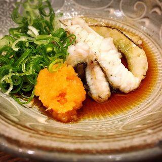えんがわの炙りポン酢(米福 (こめふく))