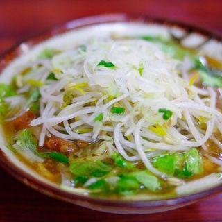 味噌そば(キミ食堂 (きみしょくどう))