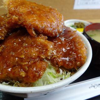 ソースカツ丼(トンカツ浅井)