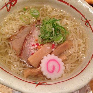 塩ラーメン(麺 玉響 刈谷店 (たまゆら))