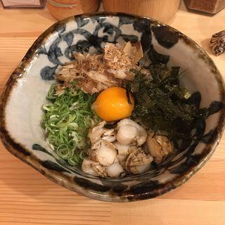 まぜ麺(らーめん砦)