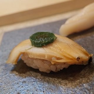 鮑(鮨猪股)