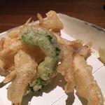 白えびの天ぷら