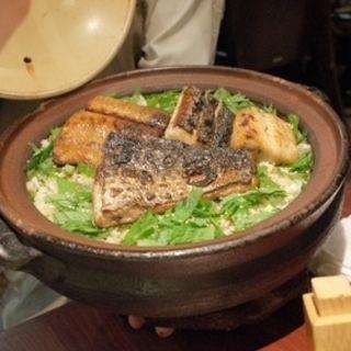 鰆の土鍋ご飯(やまだや )
