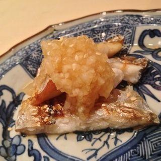 太刀魚(すし椿)