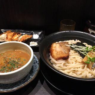 トムヤムクンつけ麺(バナナ食堂 )
