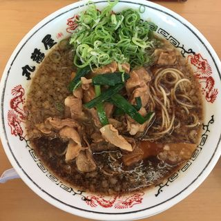 肉醤油ラーメン(丸醤屋 東須磨店 )