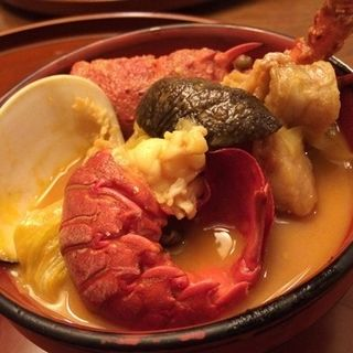 海香鍋(翠松園)