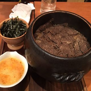 トリュフご飯(炭焼一徹 )