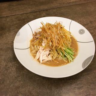 ネギ冷麺(恵愛 (けいあい))