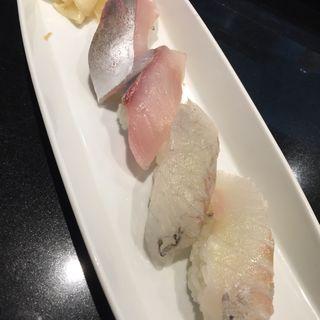 寿司 平政・スズキ(はな膳 高田店 )