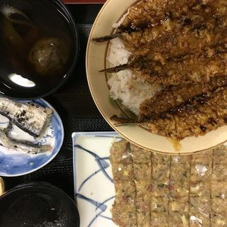 アジのたたき定食(金沢食堂 (金沢魚店))