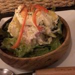 二代目ポテトサラダ(SEIA CAFE)